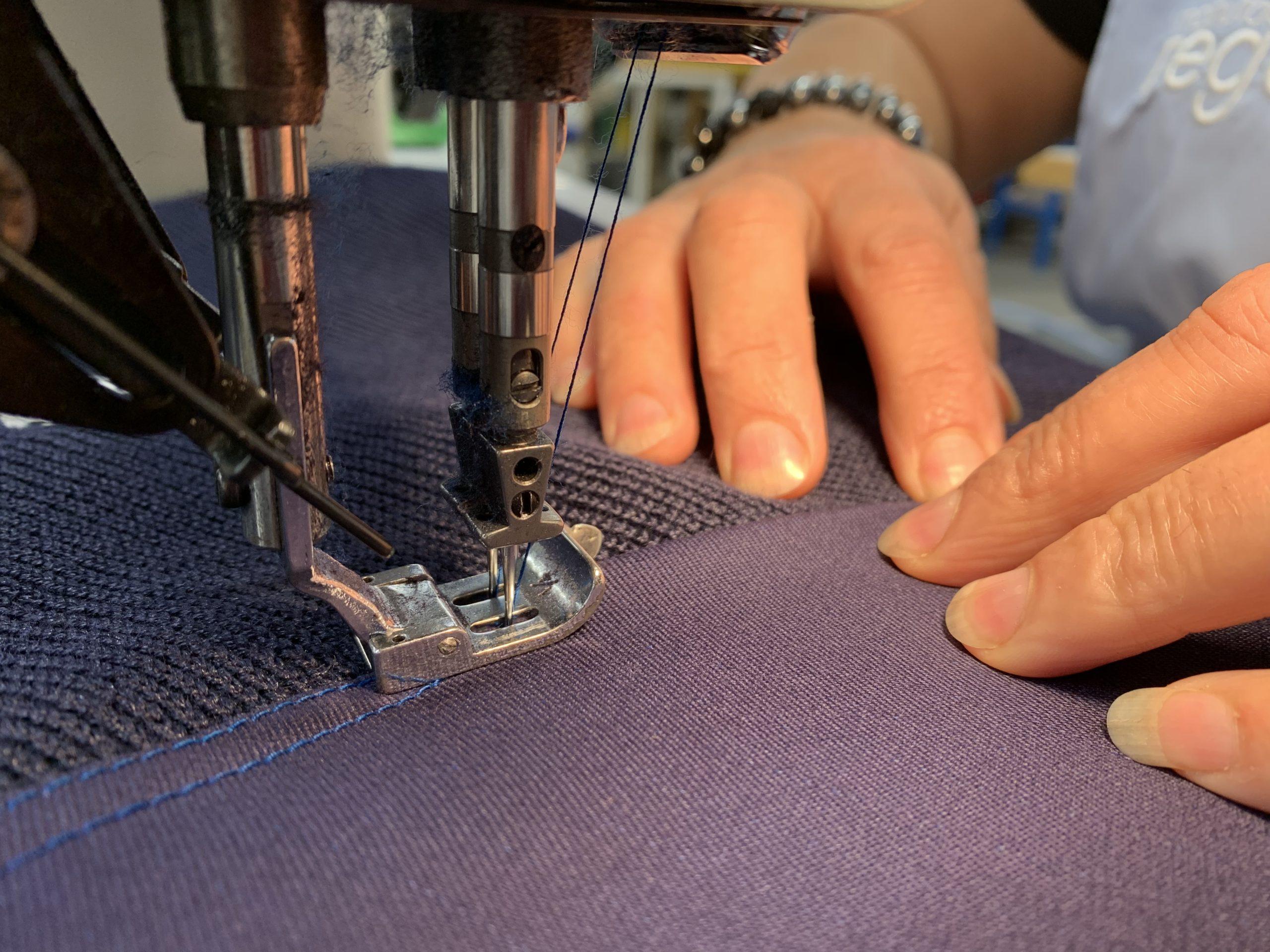 trouver une entreprise reconnue dans le tricotage et la confection de pulls et vêtements EPI