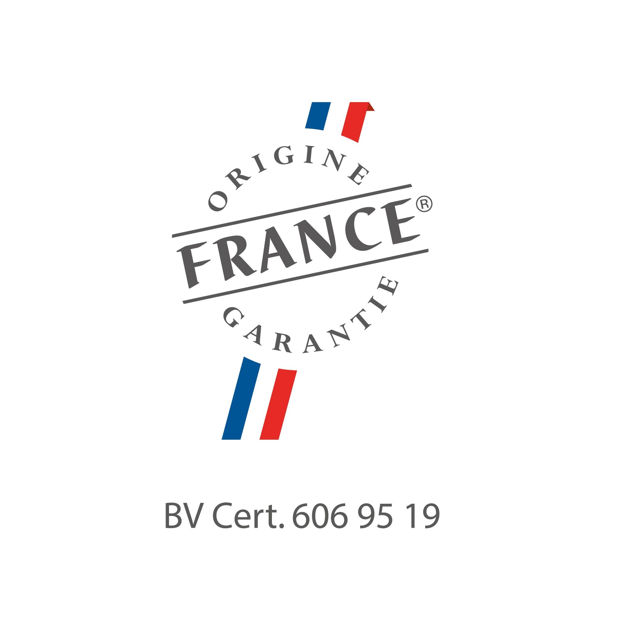 Label OFG Origine France Garantie pour les pulls Regain de Castres